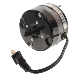 "3.3"" Nutone Replacement Motor (1/100 HP, 115V, 1550 RPM) Product Image"