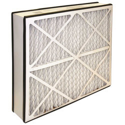"""16'' x 25'' x 4.5"""" High Capacity Pleated Air Filter, MERV 8 (Pack of 2) Product Image"""