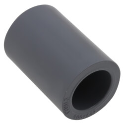 "1/2"" CPVC Schedule 80 Coupling (Socket) Product Image"