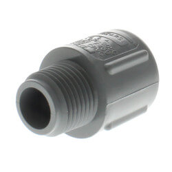"1/2"" CPVC Schedule 80 Male Adapter<br>(MPT x Socket) Product Image"