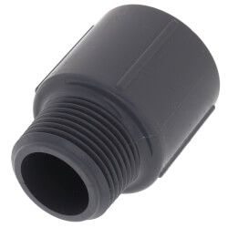 "3/4"" CPVC Schedule 80 Male Adapter<br>(MPT x Socket) Product Image"