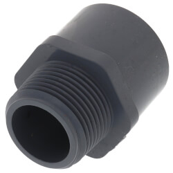 "1"" CPVC Schedule 80 Male Adapter<br>(MPT x Socket) Product Image"
