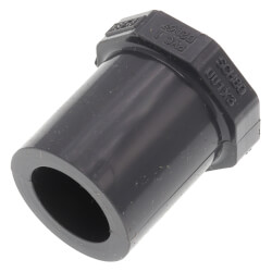 "1/2"" x 3/8"" PVC Schedule 80 Reducer Bushing (SPG x S) Product Image"