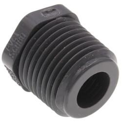 "1/2"" x 1/4"" CPVC Schedule 80 Flush Style Reducer Bushing (MIPT x FIPT) Product Image"