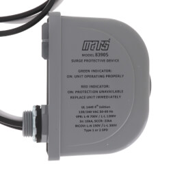 HVAC Surge Protection Device (120/240v) Product Image