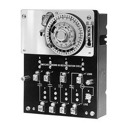 240V Defrost Timer<br>w/ Bracket Product Image
