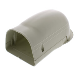 """4.5"""" Wall Inlet - LW122I (Ivory) Product Image"""