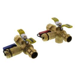 Water Heater Isolation Valves Isolation Valves