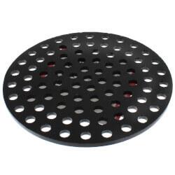 "7"" Cast Iron Floor Drain Strainer Product Image"