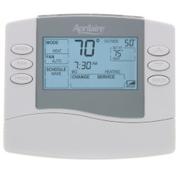 Programmable Heat Pump 2H/1C Thermostat (5/2 or 5/1/1 Day) Product Image