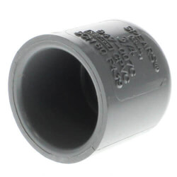 "1/4"" CPVC Schedule 80 Cap (Socket) Product Image"