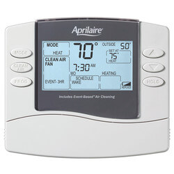 Universal Programmable Thermostat w/ Event-Based Air Cleaning Product Image