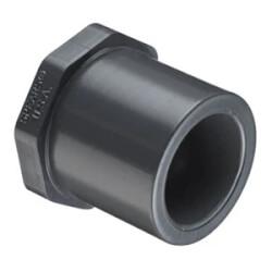 """1/2"""" PVC Schedule 80 Plug (Spigot) Product Image"""