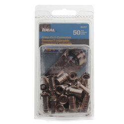 RG-6 Twist-on<br>F-Connector (Card of 10) Product Image