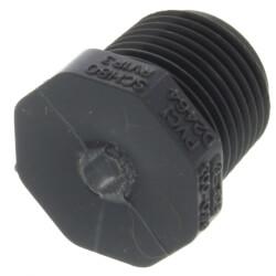 "3/8"" PVC Schedule 80 Plug Product Image"