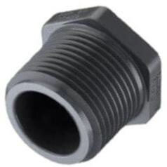 "2-1/2"" PVC Schedule 80 Plug (MPT) Product Image"
