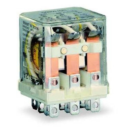 4PDT Mini Plug-In Relay, 3A (24V) Product Image