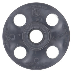 """1/2"""" Sch. 80 One Piece Flange (FPT) Product Image"""