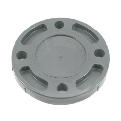 "1/2"" Schedule 80 Blind Flange Product Image"