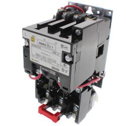 3-Pole SZ-NEMA-1 Motor Starter (120V) Product Image