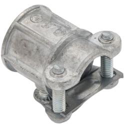 "1/2"" Zinc EMT Set-Screw to Non-Metallic Cable Combination Coupling Product Image"