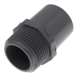 "1"" CPVC Schedule 80 Male Adapter (Spigot x MIPT) Product Image"