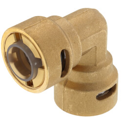 """1/2"""" PRO-Fit Quick Connect 90° Elbow Product Image"""
