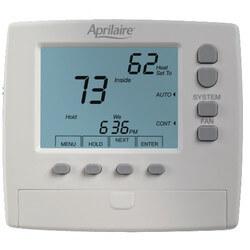 Universal Prog. Heat Pump 3H/2C Wireless Thermostat (7-Day) Product Image