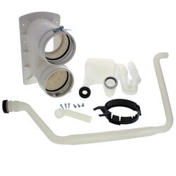 Flue Adapter Conversion Kit for GB142 Series Boilers Product Image