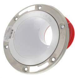 "4"" Full Flush, 889-Series Gasketed Offset Closet Flange Product Image"