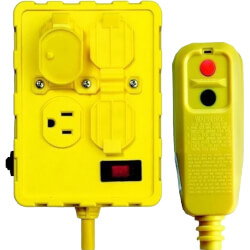 4-Outlet GFCI Power Pack Product Image