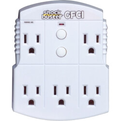 5 Outlet GFCI Shock Buster Product Image