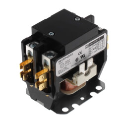 2 Pole, 40 Amp, 120V DP Contactor Product Image