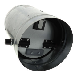 "8"" CLBD Pressure Regulating Bypass Damper Product Image"