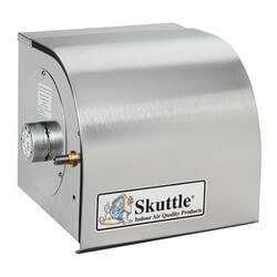 High-Capacity Stainless Steel Bypass Drum Humidifier (17 Gal.) Product Image