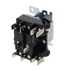 Type 91 2 Pole Contactor 24 VAC Coil, DPDT Product Image