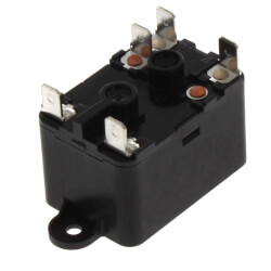 Type 184 Heavy Duty Fan Relay, 24 VAC Coil, SPDT Product Image