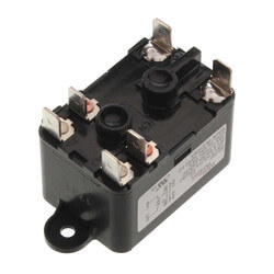 Type 184 Heavy Duty<br>Fan Relay, 24 VAC Coil SPNO/SPNC Product Image