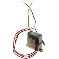 120/208/240V (Primary)<br>24V (Secondary), 40 VA Transformer, Foot-Mount Product Image