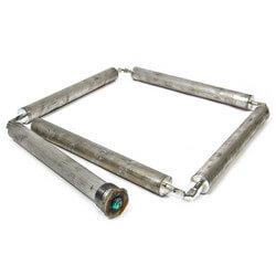 """3/4"""" Flexible Plug Anode Rod, Magnesium Product Image"""