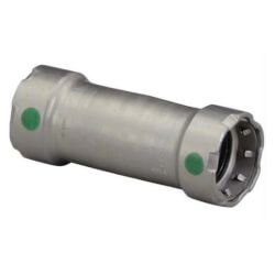 """1/2"""" MegaPress 316 Stainless Steel Coupling with Stop Product Image"""