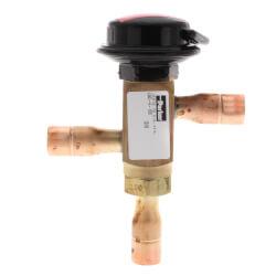 "LAC-4-100 1/2"" x 1/2"" x 1/2"" ODF Head Pressure Control Valve (100 psi) Product Image"