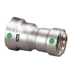 """3/4"""" x 1/2"""" MegaPress 316 Stainless Steel Reducer Product Image"""