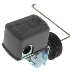 Liquid Level Switch w/ Viton Packing & Rod, Close On Rise, Left Float (600V) Product Image