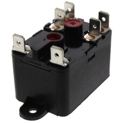24V General Purpose Relay w/ 1 NO/1 NC Switch Product Image