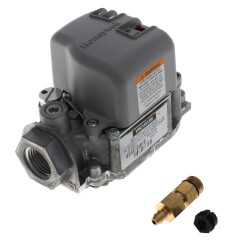 "1/2"" 24V Natural Gas<br>Valve with LP Kit Product Image"