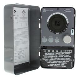 120/208-240V Defrost Timer w/ Metal Enclosure Product Image