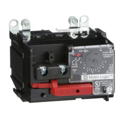 Ovrload Relay, 3 to 9A, 3P, 600VAC, NEMA 00C Product Image