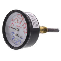 Tridicator (Temperature-Pressure Gauge) Product Image