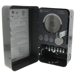 120/208-240V Defrost Timer w/ Metal Enclosure Product Image